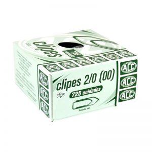 CLIPS ACC 2/0 725UND 500GRS