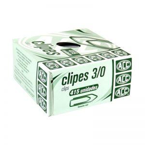 CLIPS ACC 3/0 415UND 500GRS