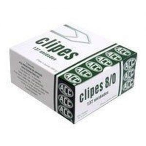 CLIPS ACC 8/0 137UND 500GRS