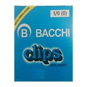 CLIPS BACCHI 1/0 500GRS 770UND