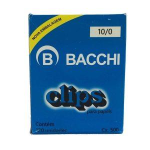 CLIPS BACCHI 10/0 500GRS 120UND