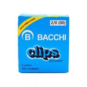 CLIPS BACCHI 2/0 100UND