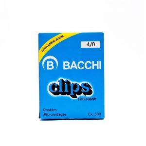 CLIPS BACCHI 4/0 500GRS 390UND