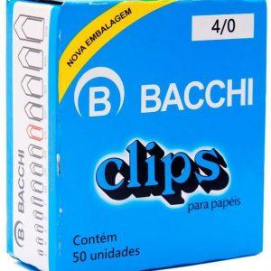 CLIPS BACCHI 4/0 50UND