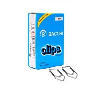 CLIPS BACCHI 8/0 25UND