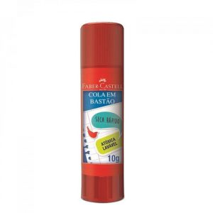 COLA BASTAO FABER CASTELL 10GRS OF8110 CX10