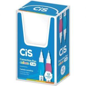 Corretivo Caneta Cis Correction Pen Colors 7ml Cx12