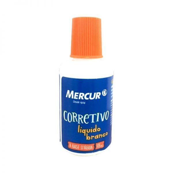 CORRETIVO LIQUIDO MERCUR 18ML
