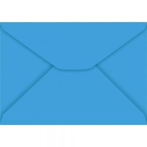 ENVELOPE CARTA COLORIDO AZUL ROYAL 11X16 FORONI CX100