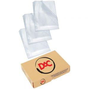 Envelope Plastico Oficio 04 Furos Fino C/ 1000 Unidades 070FU
