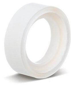 Fita Adesiva 12x10 Branco Adere Durex