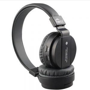 Fone De Ouvido Favix S/Fio Bluetooth Cartão Sd Bass Fm