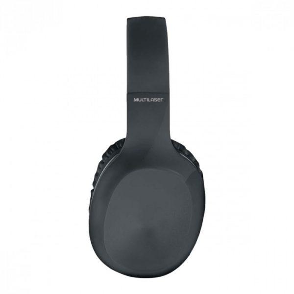 Fone de Ouvido Headphone Multilaser Bluetooth Pop Preto PH246