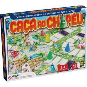Jogo Caça ao Chapéu - Grow 03457