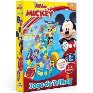Jogo de Trilha Mickey Mouse Toyster 8018