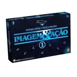 Jogo Imagem & Ação 01 Clássico - Grow 01708