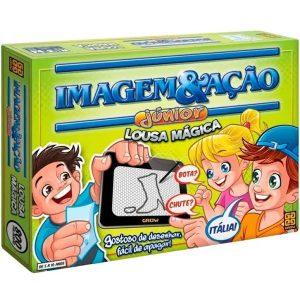Jogo Imagem & Ação Junior Lousa Mágica - Grow 02590