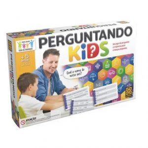 Jogo Perguntando Kids - Grow