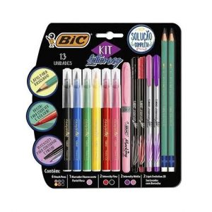 KIT BIC LETTERING 13 UNIDADES 9309234