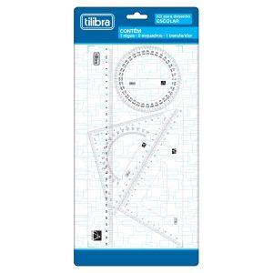 Kit para Desenho Escolar Academie Tilibra 234761