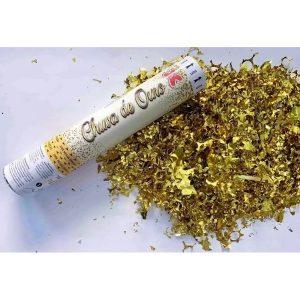 Lança Confete Chuva de Ouro 30cm Make+ 7200