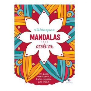 Livro Arteterapia para Colorir Mandalas para Acalmar Ciranda Cultural