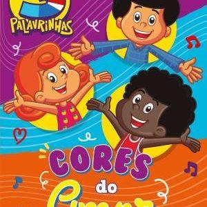 Livro Infantil 3 Palavrinhas cores Do Amor Ciranda Cultural