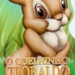 LIVRO INFANTIL ANIMAIS RECORTADOS O COELHINHO TEOBALDO TODOLIVRO