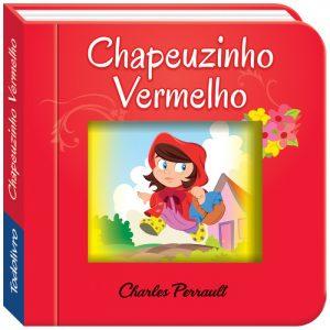 Livro Infantil Aventuras Clássicas: Chapeuzinho Vermelho Todo Livro 1145614