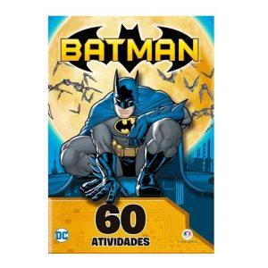 Livro Infantil Batman 60 atividades Ciranda Cultural