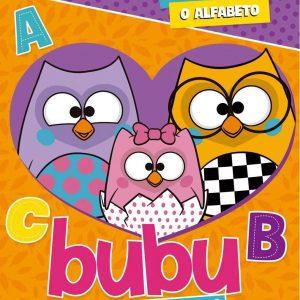 Livro Infantil Bubu e as Corujinhas Descobrindo o Alfabeto Ciranda Cultural
