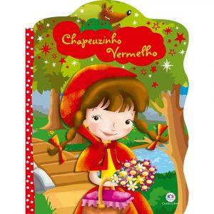 Livro Infantil Chapeuzinho Vermelho Ciranda Cultural