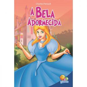 Livro Infantil Classic Stars: Bela Adormecida, A Todo Livro 727300