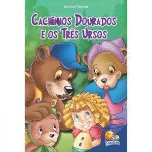 Livro Infantil Classic Stars: Cachinhos dourados Todo Livro 812072