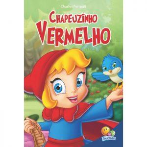 Livro Infantil Classic Stars: Chapeuzinho Vermelho Todo Livro 812102
