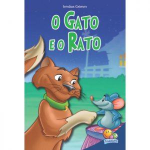 Livro Infantil Classic Stars: Gato e o Rato, O Todo Livro 1131958