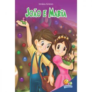 Livro Infantil Classic Stars: João e o Pé de Feijão Todo Livro 812153