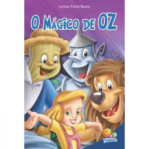 Livro Infantil Classic Stars: Mágico De Oz, O Todo Livro 812137