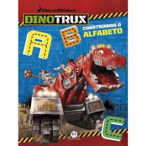 Livro Infantil Dinotrux Construindo o Alfabeto Ciranda Cultural