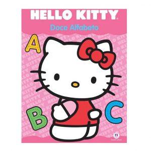 Livro Infantil Hello Kitty Doce alfabeto Ciranda Cultural