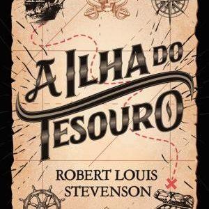 Livro Leitura A Ilha Do Tesouro - Robert Louis Stevenson Ciranda Cultural