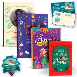 Livro Leitura Kit Inspire-se Com Anne Whit An E Lucy Maud Montgomery Ciranda Cultural