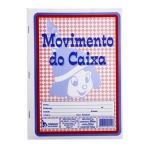 Livro Movimento Do Caixa Oficio Tamoio 100fls 1114