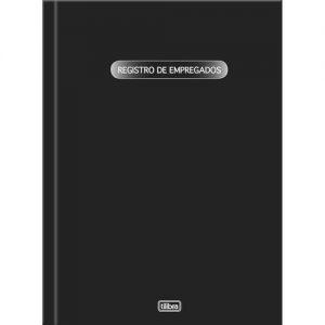 LIVRO REGISTRO EMPREGADO TILIBRA 100FLS 121274
