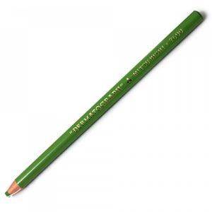 Lápis Dermatográfico Mitsubishi 7600 Verde Soft Coloured