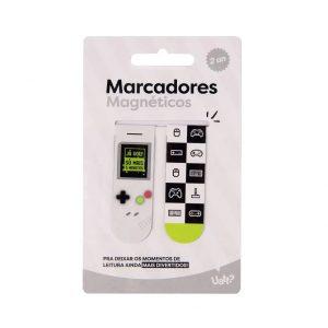 Marcadores de Página Magnético Uatt? Game Geek C/02 Unidades 30663