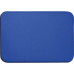 Mouse Pad Tecido Azul Emborrachado 23x16cm - Reflex