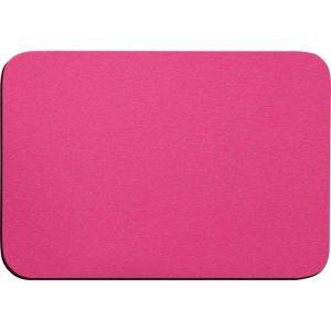 Mouse PAD Tecido Pink Emborrachado 23x16cm Reflex