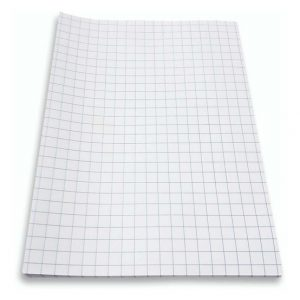 Papel Almaco Quadriculado 0.7 x 0.7 c/ 10 Folhas