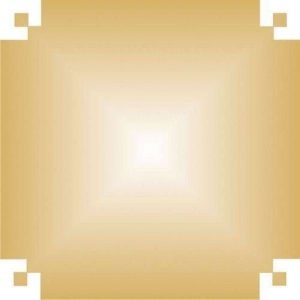 Papel Color Set Super Especial 48 x 66cm Ouro - VMP c/ 20 Folhas